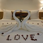 honeymoon Room