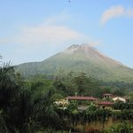  Picture of Arenal taken from room balcony