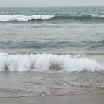 Fascinating Waves of the Bay of bengal