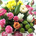  Lovely flowers arranged by Hilton flower service