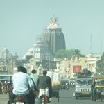  Sri Mandir from Grand Road,Puri