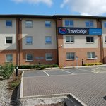 Wheelchair accessible room - Porthmadoc Travelodge