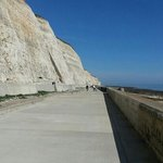  View on undercliff