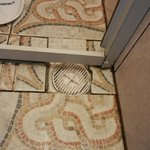 More lovely tile work....