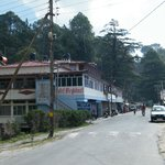 Grand view of Hotel Meghdoot, Ranikhet.