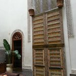  stunning Moroccan doors to a room