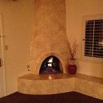  Southwestern-style Fireplace