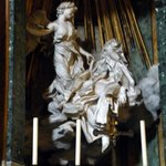  Ecstasy of St. Therese by Bernini