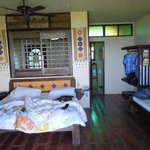 Our Baclayon room