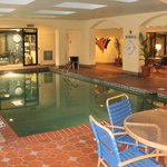 Pool and Gym on 10th Floor