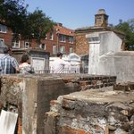  Guided Tour of St Louis Cemetery #1