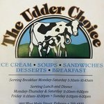 The Udder Choice
