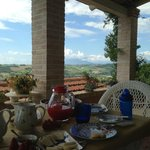  La terrazza della colazione