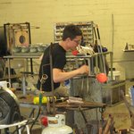  Glass blower, no 2 of 2