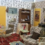 Dels Front Room at the OFAH exhibition end of the pier (April)