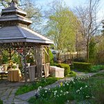 Gazebo and Grounds