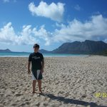Bellows Beach at Waimanalo