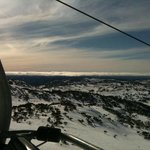 Perisher Quad chair lift