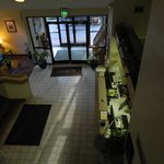  Hotel entry area