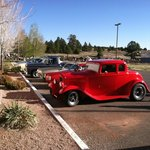  Classic car clubs in hotel