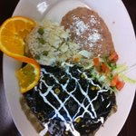  Azteca mashed potato stuffed pepper