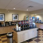 Hampton Inn & Suites Minot / Airport resmi