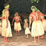 Secret Garden Melanesian Cultural night (Kava is good!)