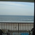  Oceanfront - View from the inside