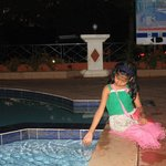  at poolside