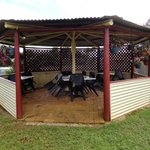  Gazebo Barbeque area for Guests.