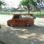  Ayutthaya Tuk Tuk