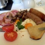  Lord of the Manor Breakfast at the Findon Manor Hotel