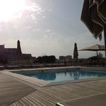  Piscine sur le toit avec vue imprenable