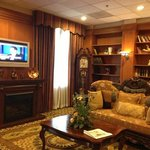  tv room off lobby