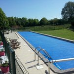  Two lane 25m heated pool