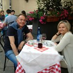  Dining in Lucca