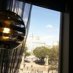  ROOM WITH VIEW ON PLACA CATALUNYA