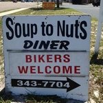 Soup To Nuts Diner