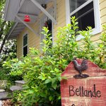  Entry to Bellande Cottage