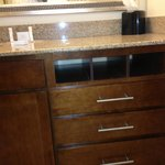 Residence Inn staff assured me drawer is not missing :-)