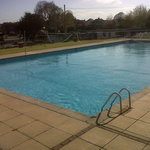 Getting ready to open our outdoor heated pool 24/05/13