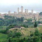  San Gimignano, the medieval town