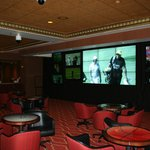  The New Race and Sports Book, Bar and Lounge High Definition Video Wall