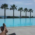  Tough days by the pool... :)