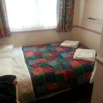 double room no shower