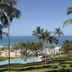  Just one of the beautiful views from Hapuna Prince Resort