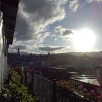  panorama dalla terrazza