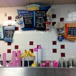baskin robbins, Stockton CA