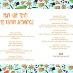  May Half Term Free Family Activities