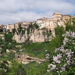 View of Cuenca - from the Senda Del Hocino de Frederico Muelas -